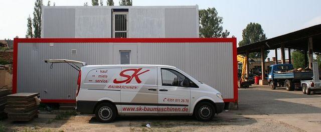 Firmengeschichte der SK Baumaschinen