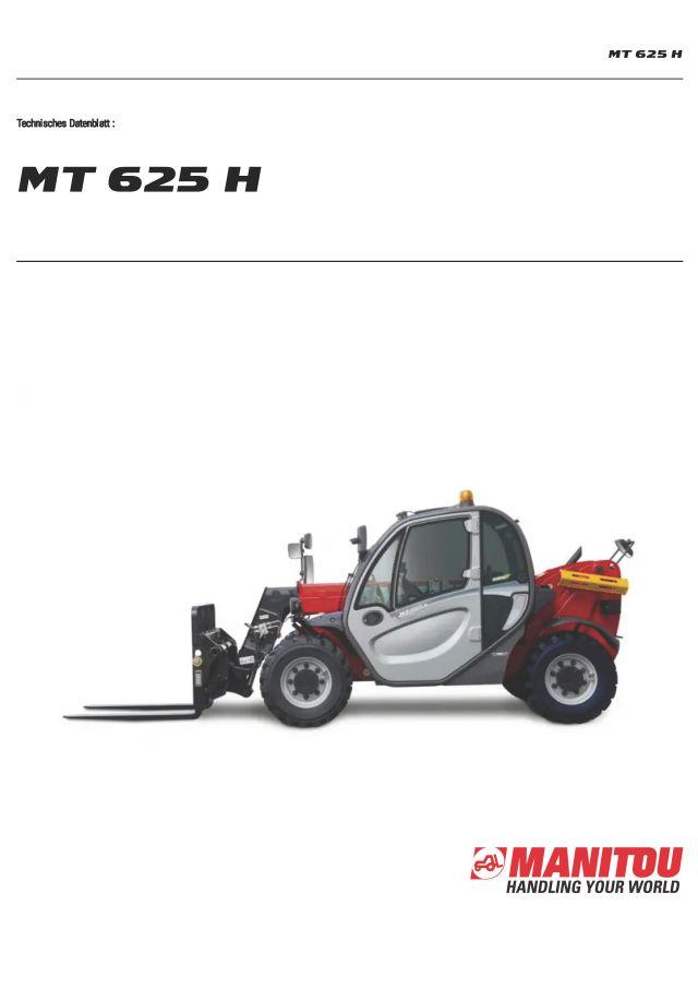 Manitou MT625