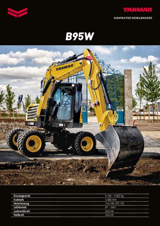 Yanmar B95W