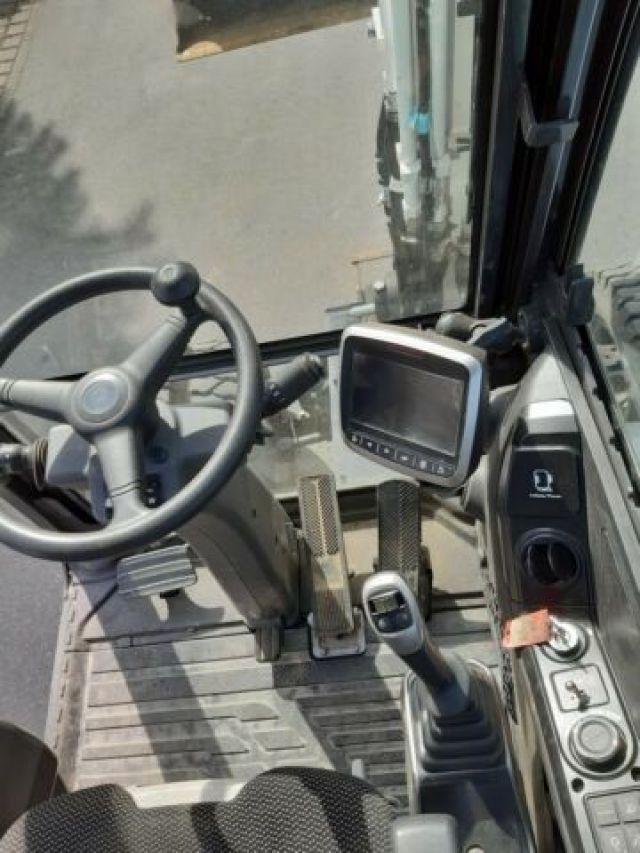 Gebrauchter Mobilbagger Bobcat E57W