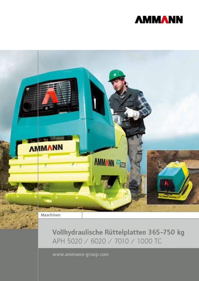 Ammann APH3050 APH6020