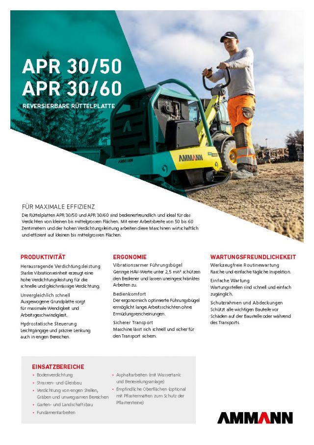 Ammann APR3050